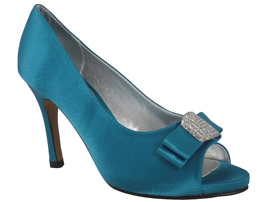 Teal Wedding Shoes 011 - Teal Wedding Shoes
